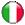 icono bandera italiana