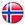 icono bandera Noruega